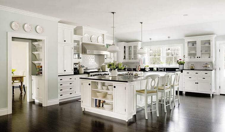 Las 30 Cocinas Blancas Modernas 2020 Estreno Casa
