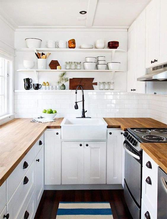Las 30 Cocinas Blancas Modernas Que La Van a Petar el 2017 Estreno
