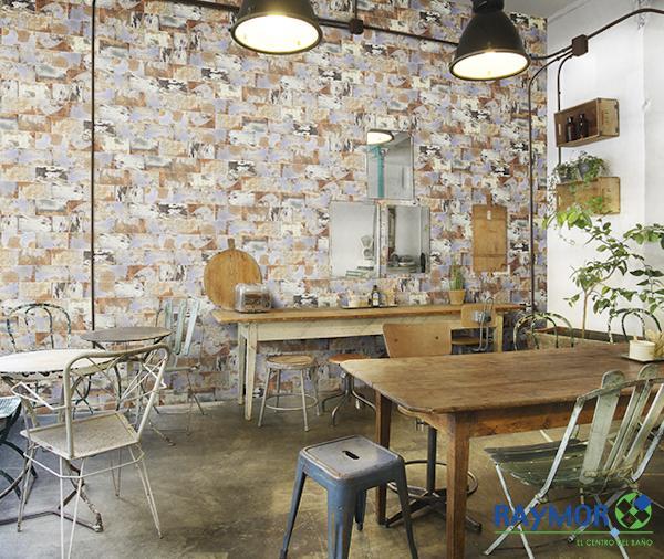 M s de 30 revestimientos de fachadas y paredes exteriores estreno casa - Revestimientos madera para paredes interiores ...