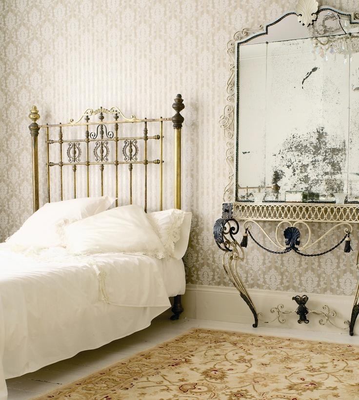 50 habitaciones vintage que te encantar n estreno casa - Decoracion vintage habitacion ...