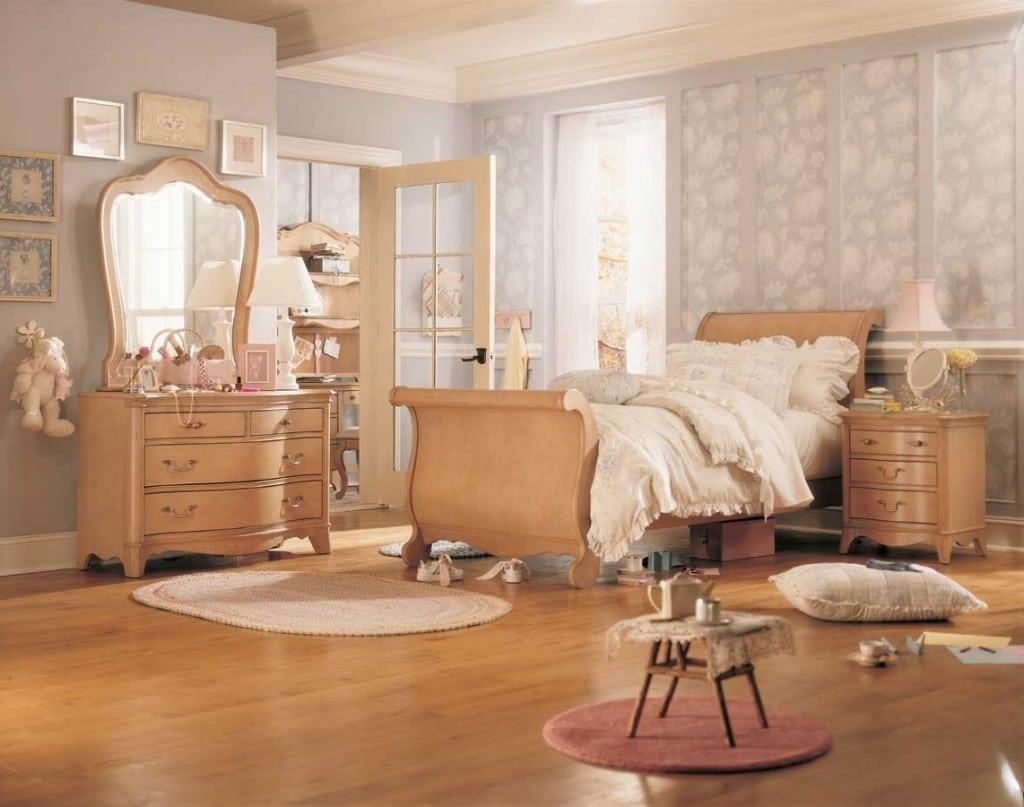 50 habitaciones vintage que te encantar n estreno casa - Dormitorios vintage chic ...