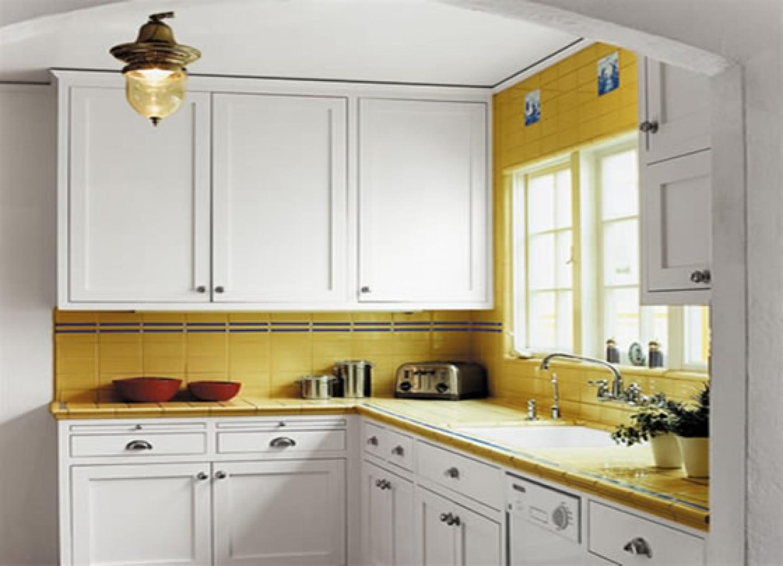 Disenos De Cocinas Pequenas Que Querras Para La Tuya Estreno Casa