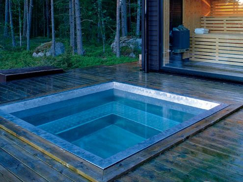 Jacuzzis exteriores affordable ms habituales sobre los for Jacuzzi para exterior baratos