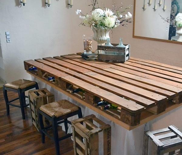 100 Diseños de Muebles con Palets para Interior y Exterior - Estreno ...