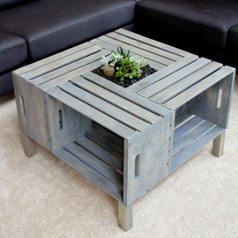 100 Disenos De Muebles Con Palets Para Interior Y Exterior Estreno - Muebles-hechos-con-palet
