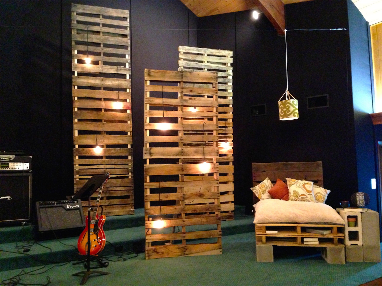 100 dise os de muebles con palets para interior y exterior estreno casa - Palets para decoracion ...