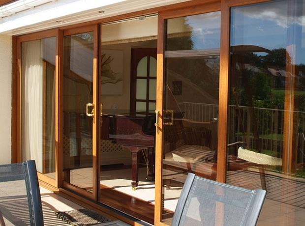 Puertas Correderas De Exterior 35 Modelos Para Tu Hogar Estreno Casa