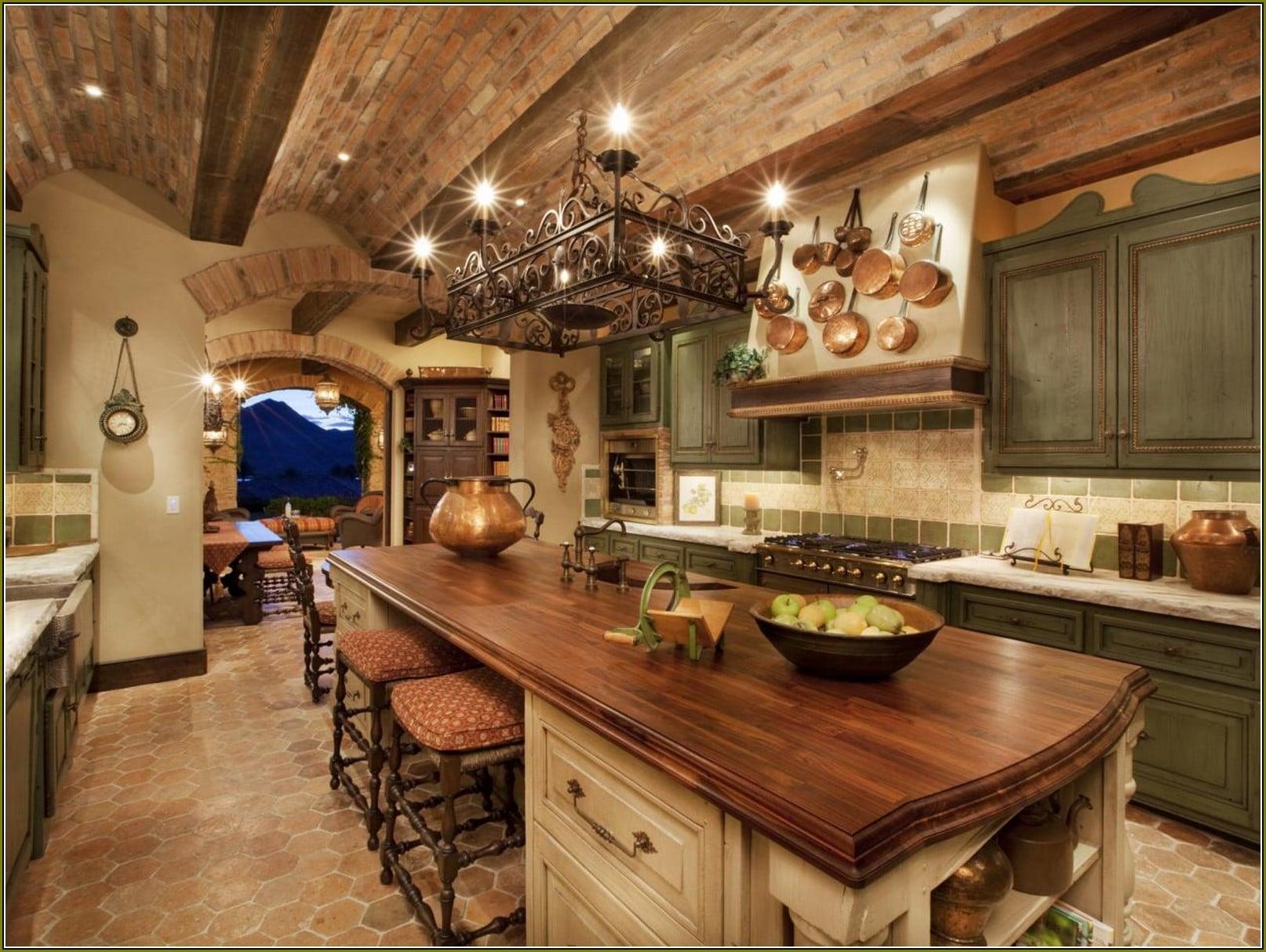 M s de 40 cocinas r sticas que debes ver estreno casa - Como disenar una cocina rustica ...