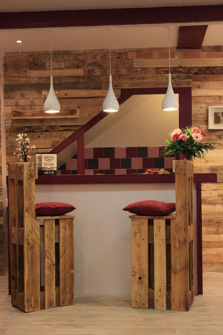 100 Disenos De Muebles Con Palets Para Interior Y Exterior Estreno - Sillas-hechas-con-palets