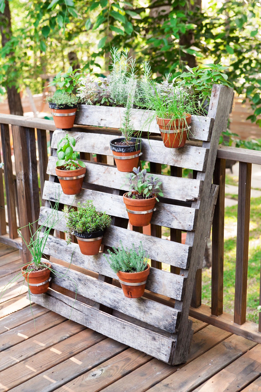 100 Dise Os De Muebles Con Palets Para Interior Y Exterior  ~ Jardineras De Obra Para Terraza