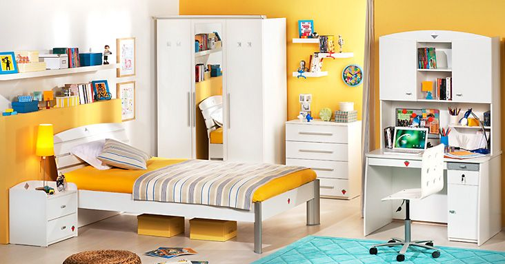 Teen Room Boy Yellow