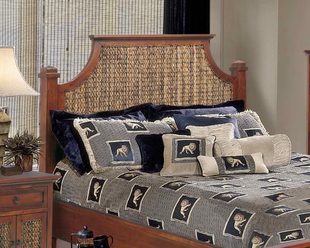30 cabeceros originales para una cama con estilo estreno - Cabeceros de mimbre ...