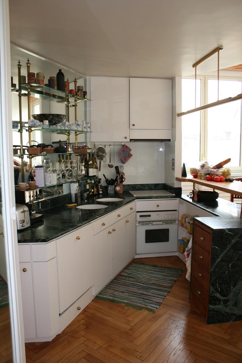 Cocinas modernas 50 fotos desde sencillas a for Cocinas sencillas
