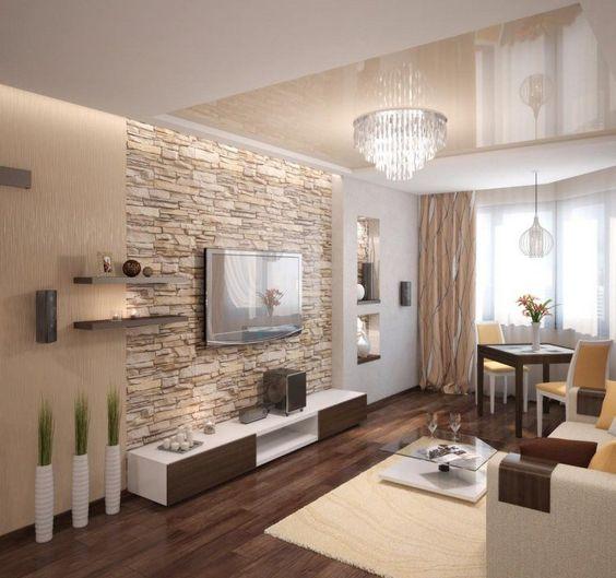 50+ Diseños de Cortinas Modernas Para Salón 2017 - Estreno Casa