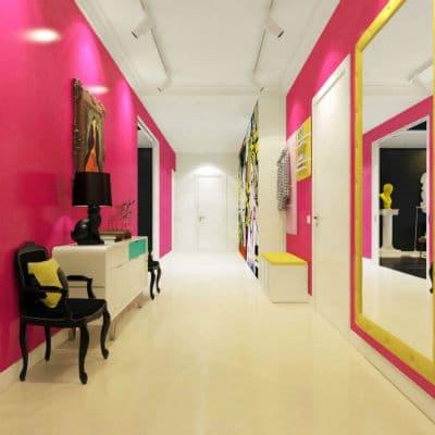 40 formas de decoraci n de pasillos para inspirar el tuyo for Decoracion de pasillos
