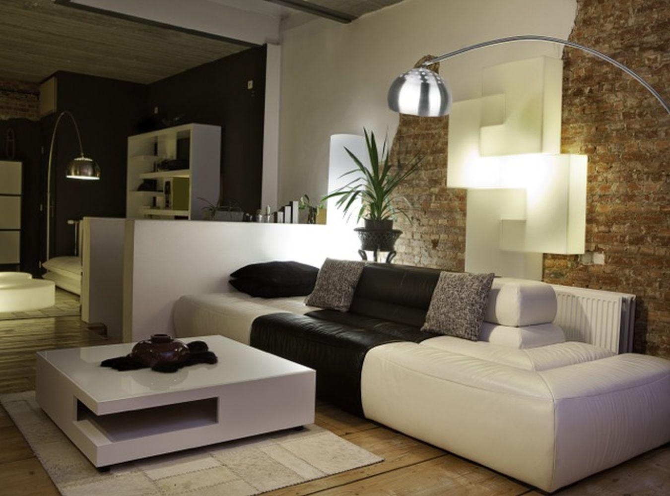 40 L Mparas De Sal N Modernas Para Decorar Con Estilo Estreno Casa ~ Decoracion Pared Salon Original
