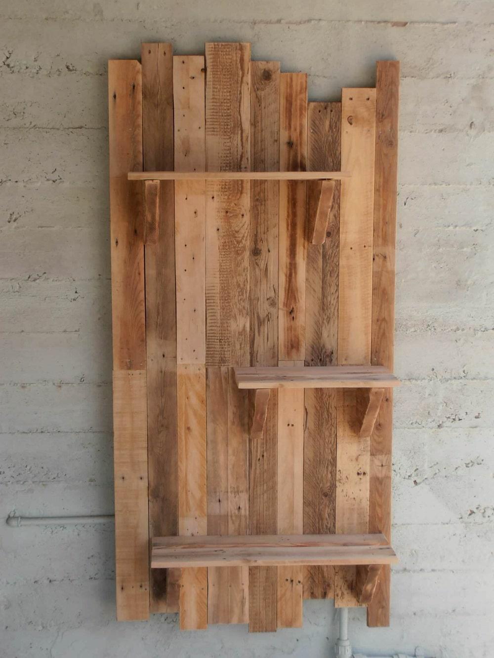 100 dise os de muebles con palets para interior y exterior - Tablas para hacer palets ...