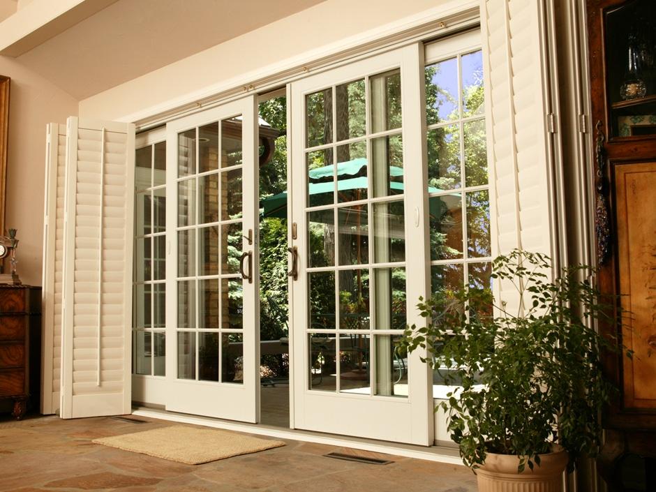 puertas correderas de exterior 35 modelos para tu hogar