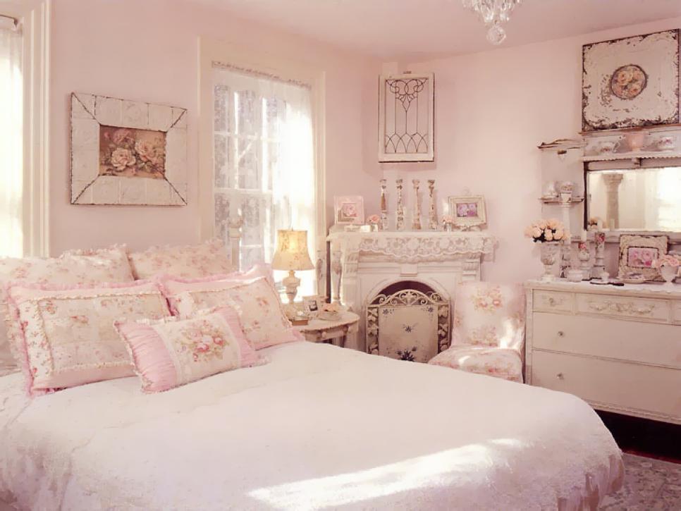 50 habitaciones vintage que te encantar n estreno casa - Decorar habitacion vintage ...