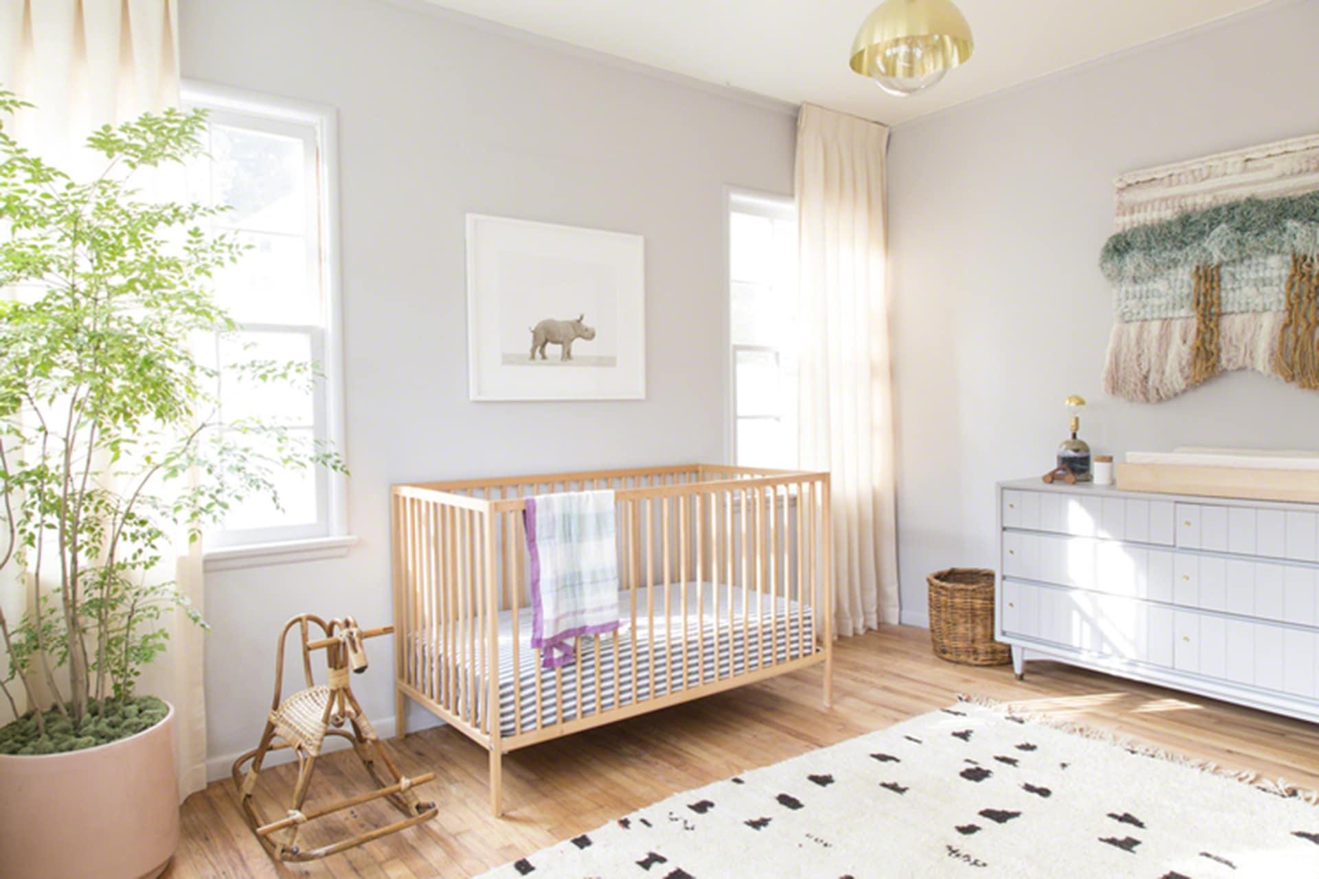 Galer a para decoraci n habitaci n de beb m s de 40 for Decoracion casa habitacion