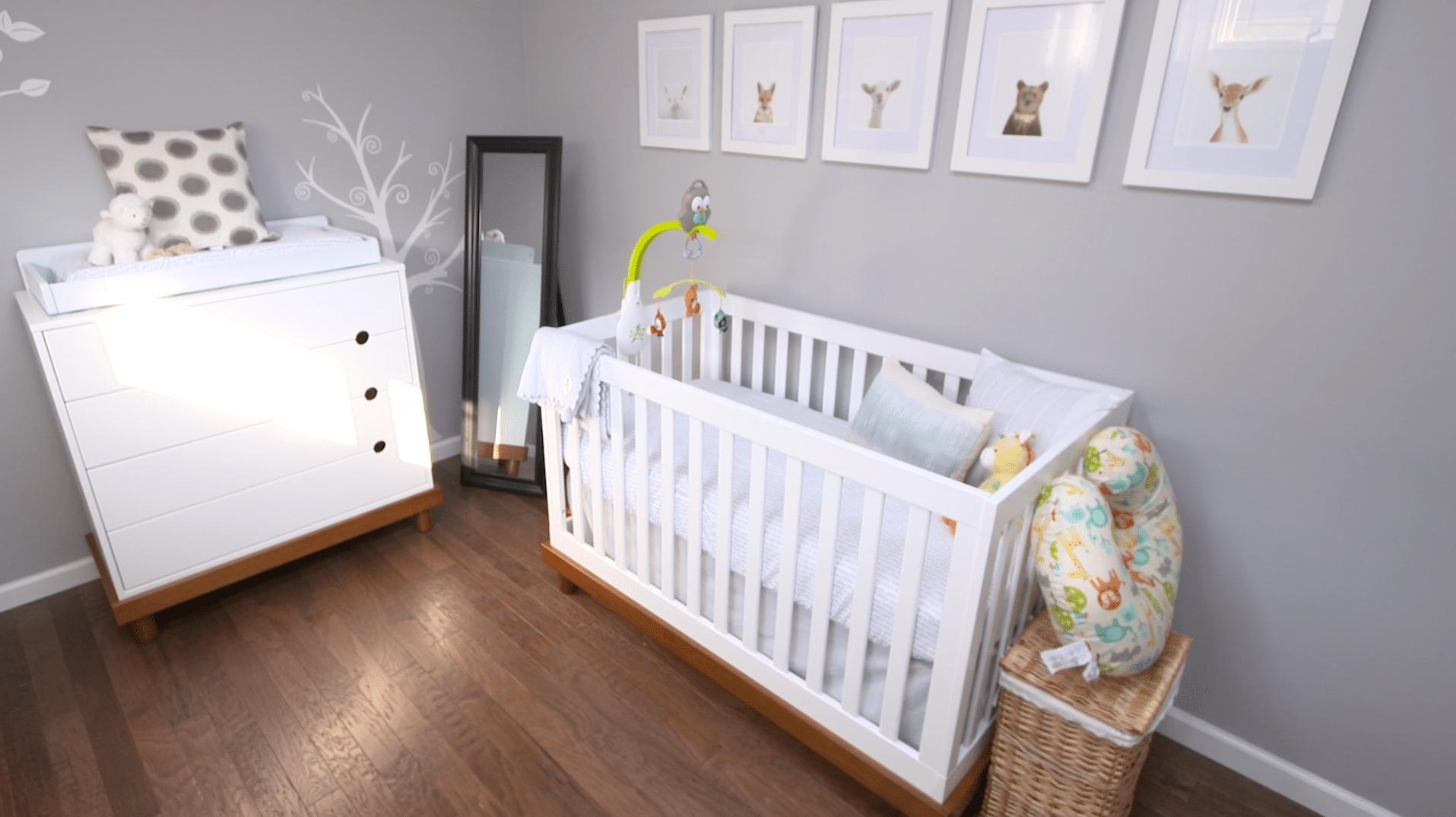 Galer a para decoraci n habitaci n de beb m s de 40 - Decoracion bebes habitacion ...