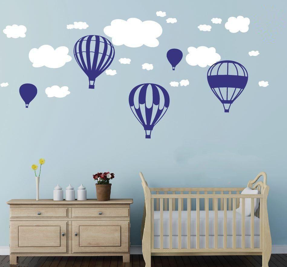 Galería Para Decoración Habitación De Bebé Más De 40 Ideas