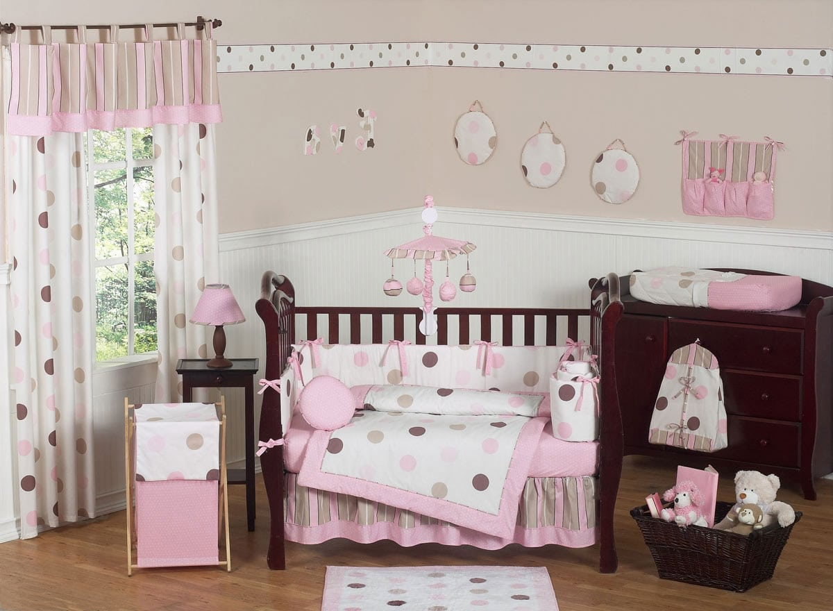 Galer a para decoraci n habitaci n de beb m s de 40 for Decoracion habitacion nina gris y rosa
