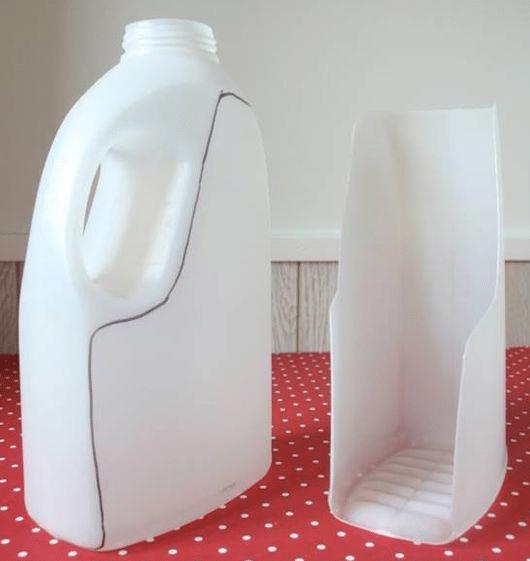 40 manualidades para hacer en casa basta de tv estreno - Manualidades con envases ...