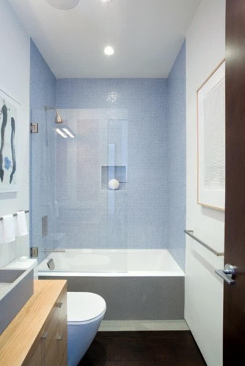 30 fotos de cuartos de ba o modernos que te sorprender n for Banos modernos medianos