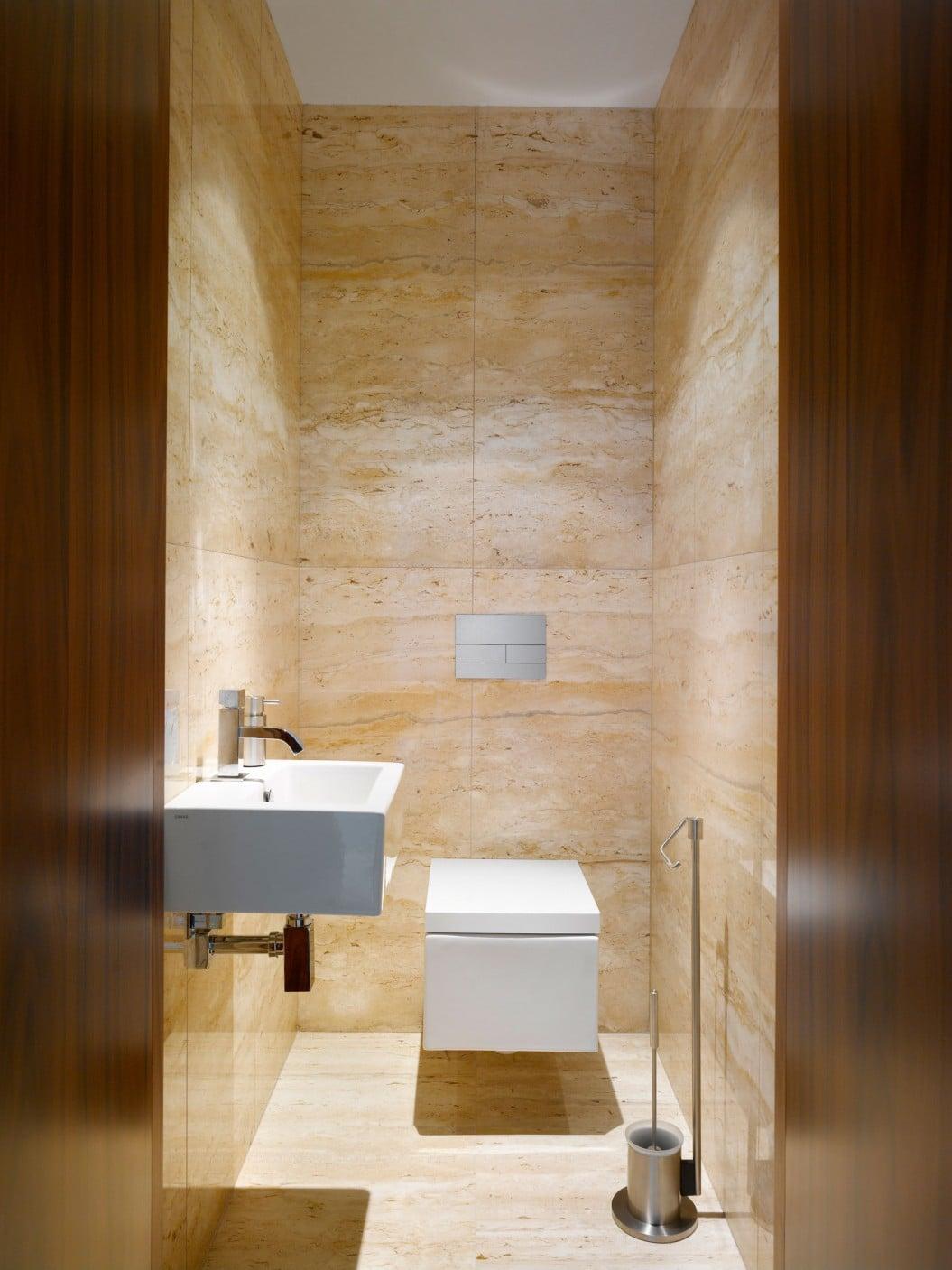30 fotos de cuartos de ba o modernos que te sorprender n for Cuartos de bano modernos