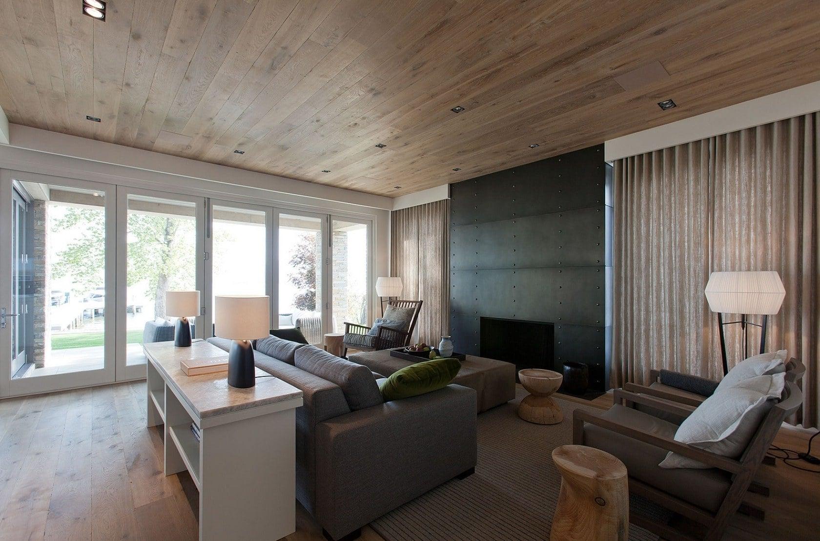 30 Techos De Madera De Interior No Te Lo Pierdas Estreno Casa ~ Techos Decorativos Para Interiores