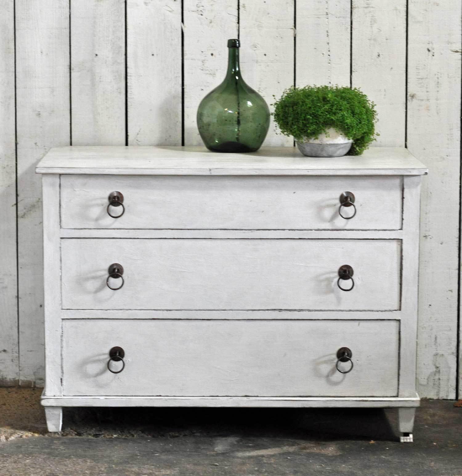 Los mejores ideas de muebles vintage no dejes de verlos - Cajonera blanca barata ...