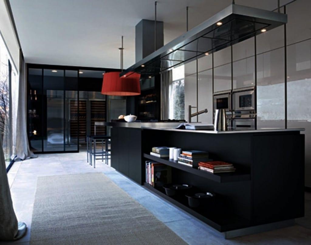 Lindas cocinas de lujo para so ar estreno casa - Exotic modern kitchen designs will blow away ...