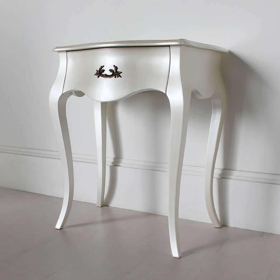 Los mejores ideas de muebles vintage no dejes de verlos for Comedor vintage blanco
