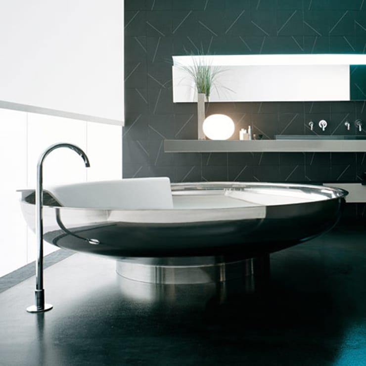 30 fotos de cuartos de ba o modernos que te sorprender n for Imagenes de cuartos de bano
