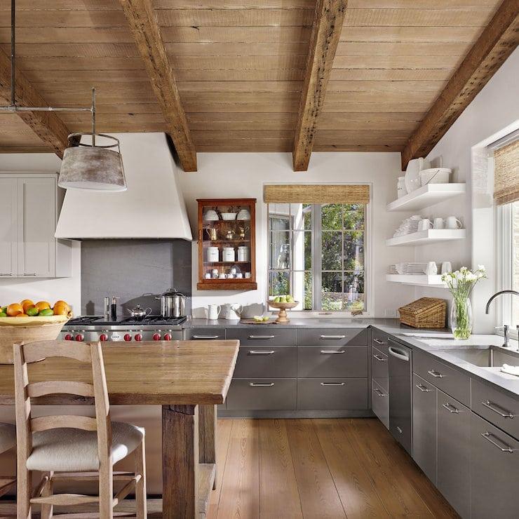 30 techos de madera de interior no te lo pierdas for Decoracion techos madera interior