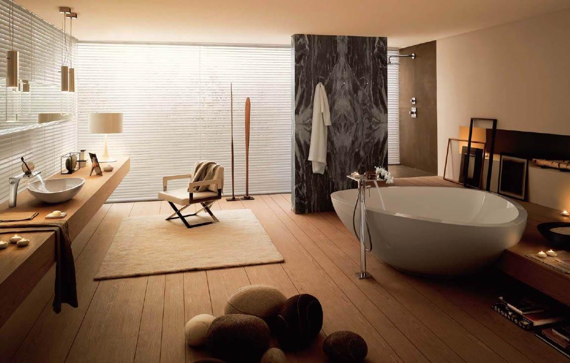 29 cuartos de ba os de lujo modernos para inspirar el tuyo estreno casa - Banos de lujo ...