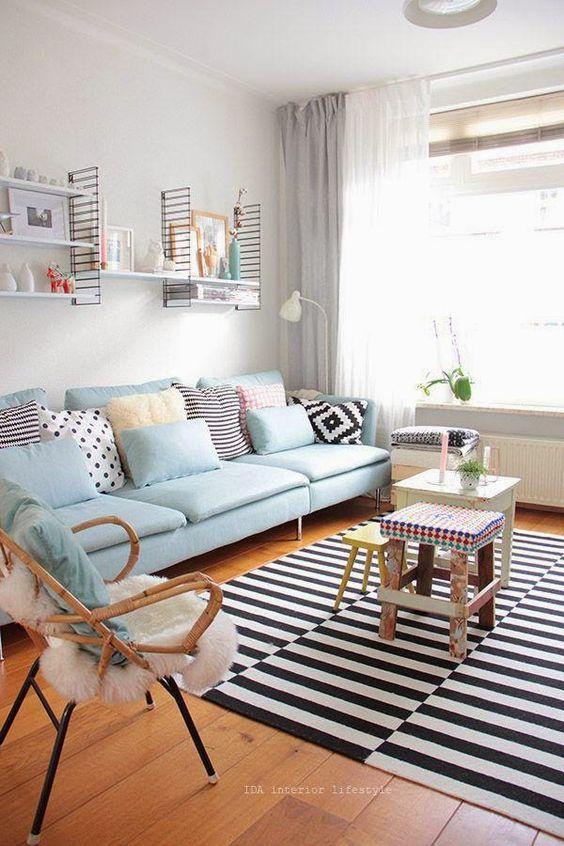 29 Cortinas Para Salon De Todas Formas Y Colores Estreno Casa