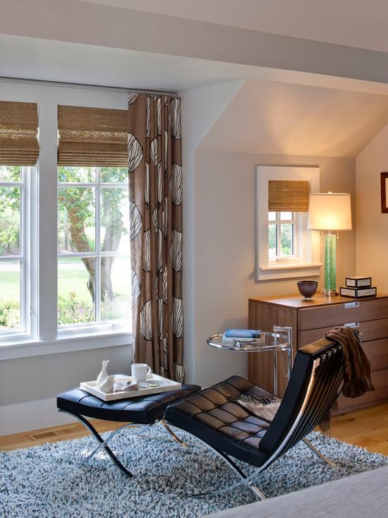 29 cortinas para salon de todas formas y colores estreno for Cortinas para salon