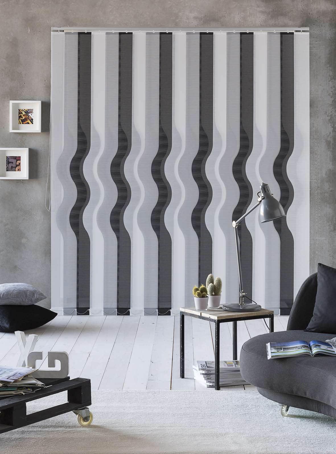 29 cortinas para salon de todas formas y colores estreno casa - Cortinas para un salon ...