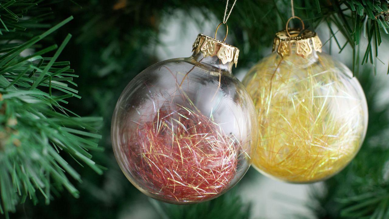 29 fotos de bolas de navidad transparentes estreno casa - Bolas navidad transparentes ...