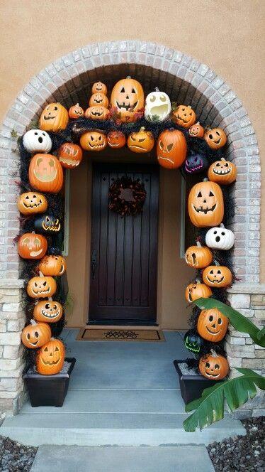 Calabazas decoradas para halloween 21 buenas ideas - Calabazas decoradas para halloween ...
