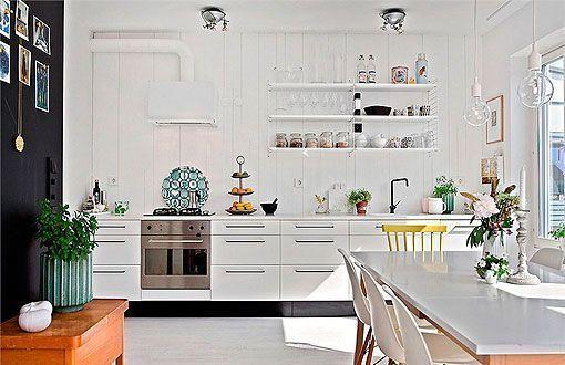 29 Imperdibles Ideas de Cocinas Abiertas al Salón - Estreno Casa
