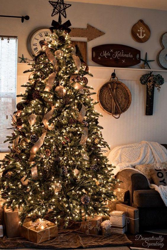 Los Ms Lindos Arboles de Navidad Para Tu Hogar Estreno Casa