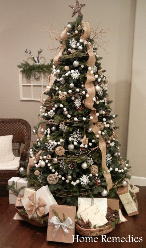 Los Mas Lindos Arboles De Navidad Para Tu Hogar Estreno Casa - Arboles-de-naidad