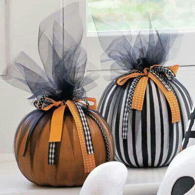 Calabazas Decoradas Para Halloween 21 Buenas Ideas Estreno Casa - Decoracion-con-calabazas