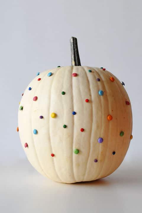 Calabazas Decoradas Para Halloween: 21 Buenas Ideas - Estreno Casa