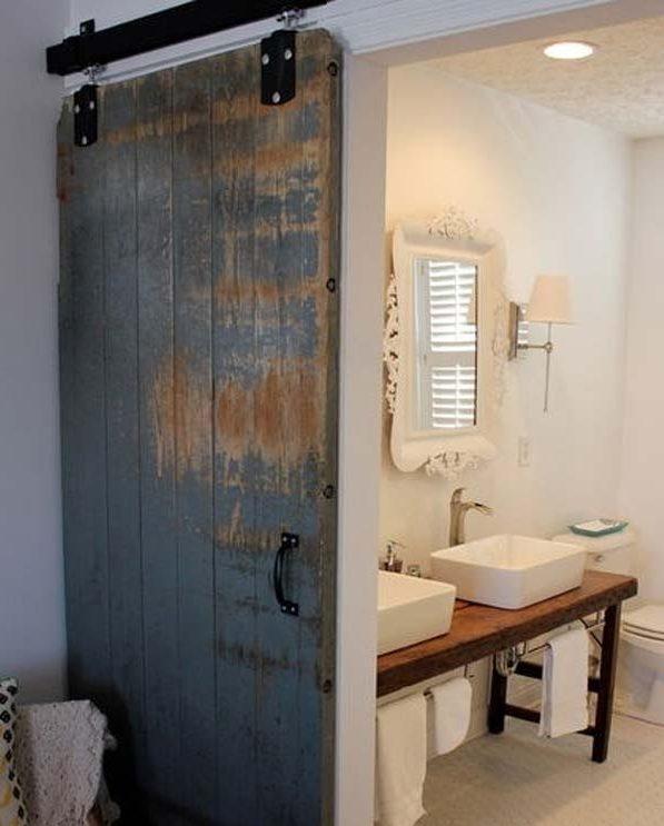 21 Cuartos de Baño Rusticos Que No Puedes Dejar de Ver - Estreno Casa