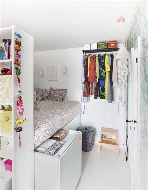 Las 15 Mejor Decoradas Habitaciones Juveniles Pequeñas