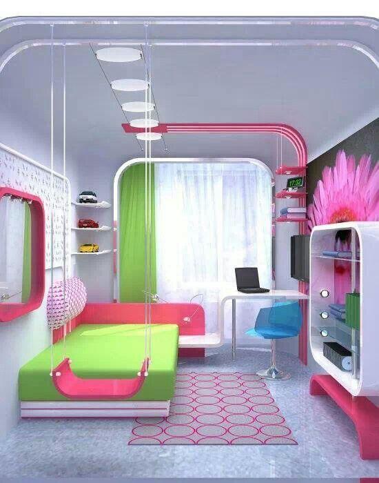 29 Ideas De Decoracion De Habitacion Juvenil Para Tus Hijos
